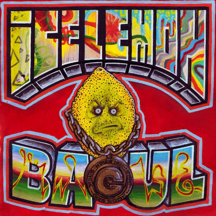 Ice Lemon EP cover art