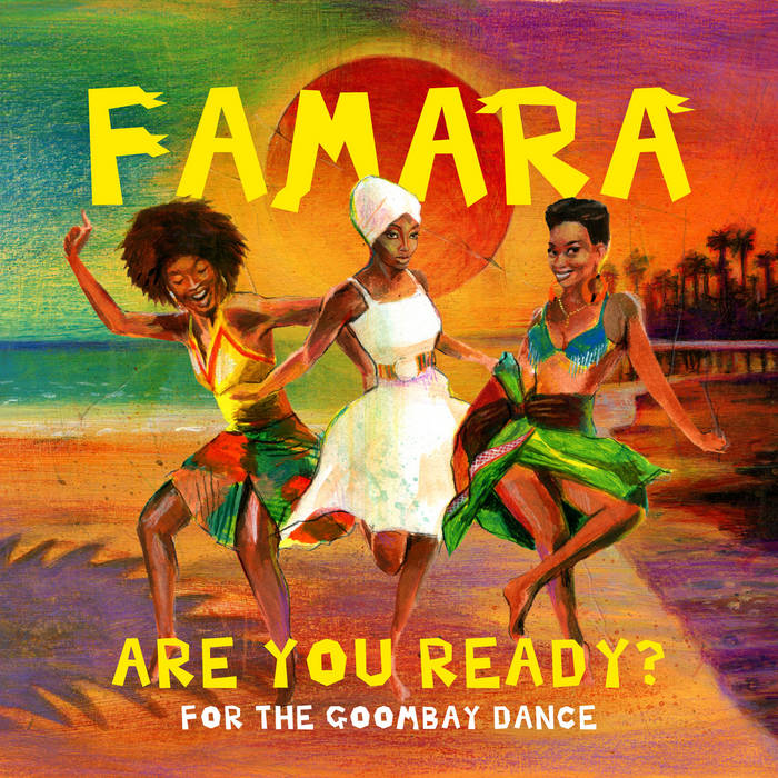 Are You Ready? (For the Goombay Dance) [Single] cover art