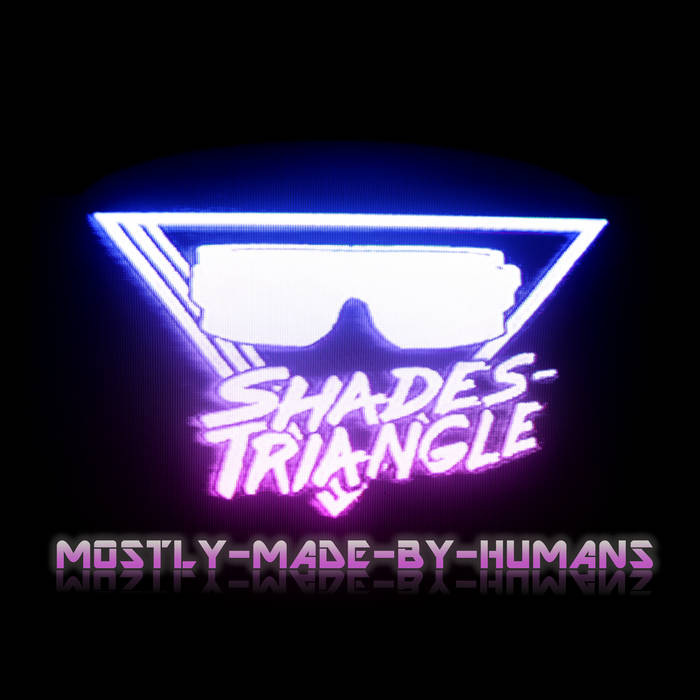 MOSTLY-MADE-BY-HUMANS cover art