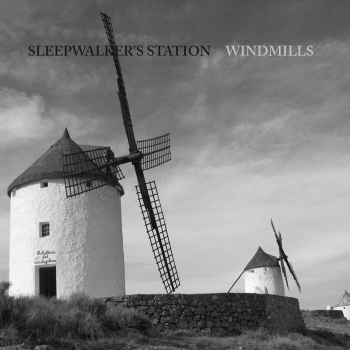 windmills cover art