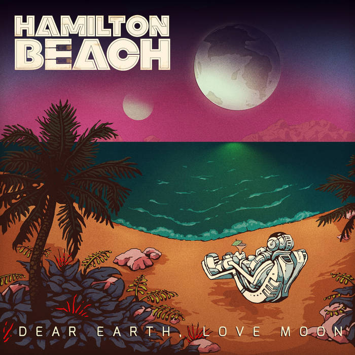 Dear Earth, Love Moon cover art