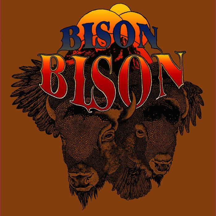 Bison, Bison cover art