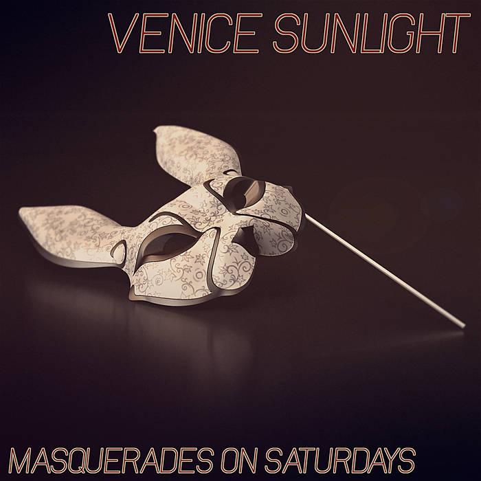 Masquerades on Saturdays (Single) cover art