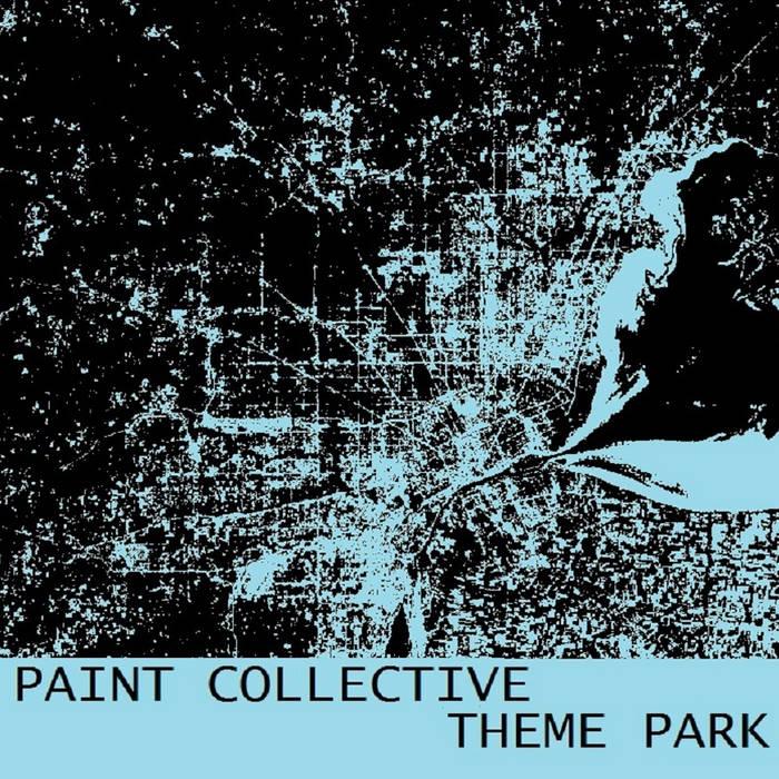 Theme Park cover art