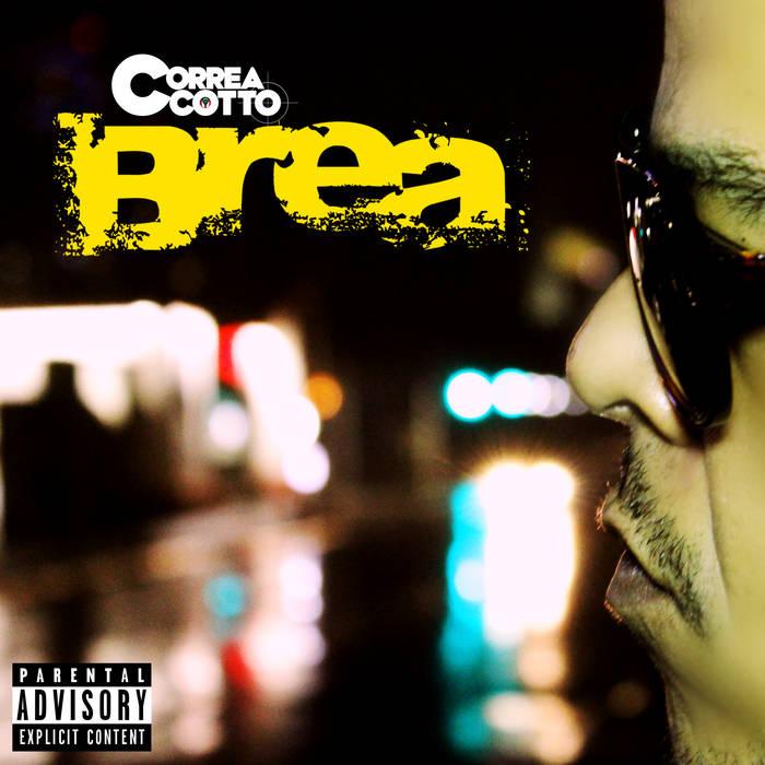 BREA cover art