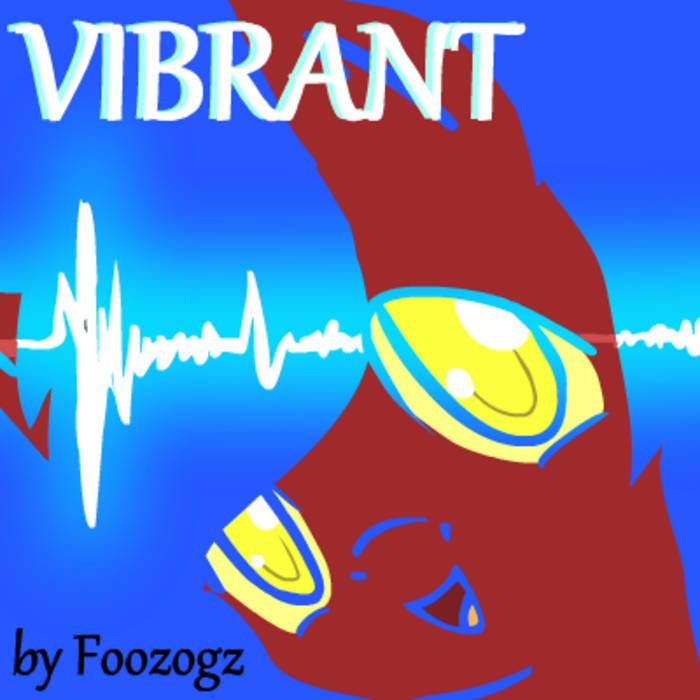 Vibrant cover art