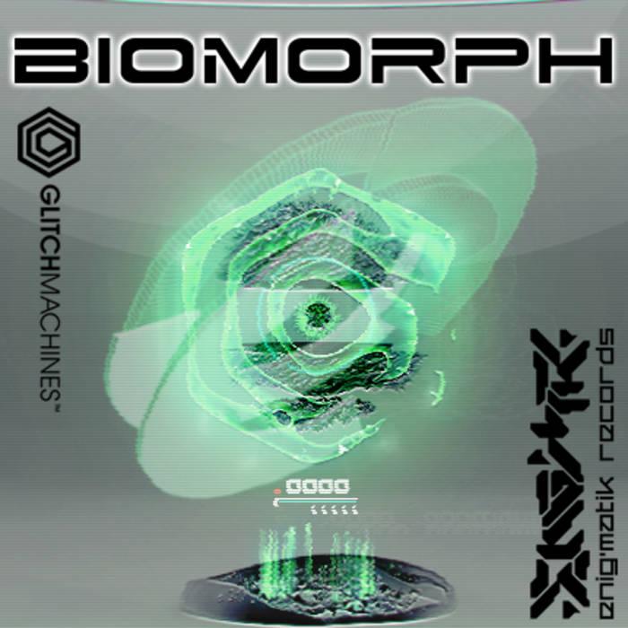 Biomorph cover art