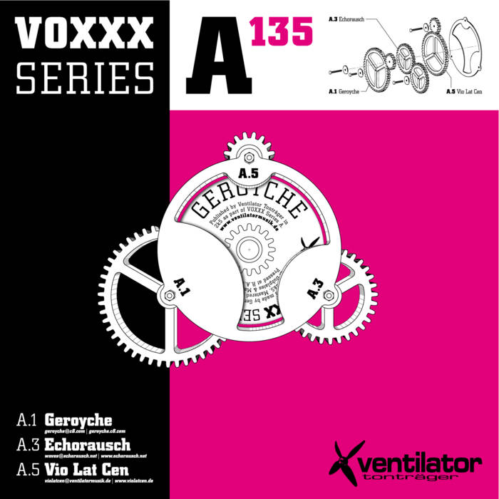 Voxxx Series A.1 cover art