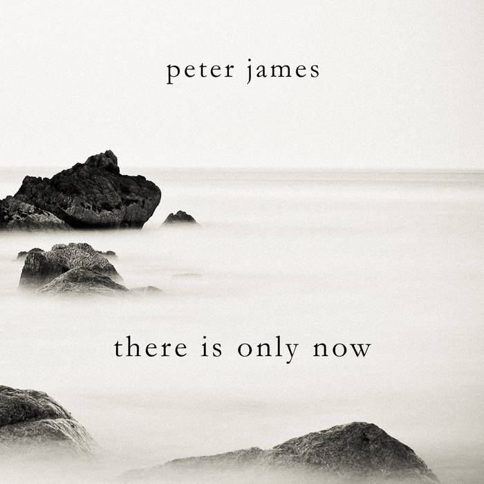 there is only now cover art