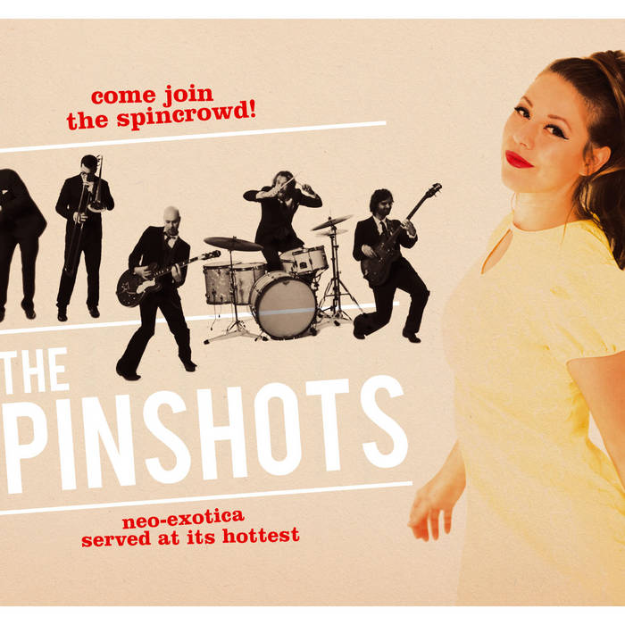 the Spinshots Live cover art