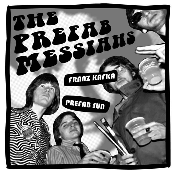 Franz Kafka / Prefab Sun cover art