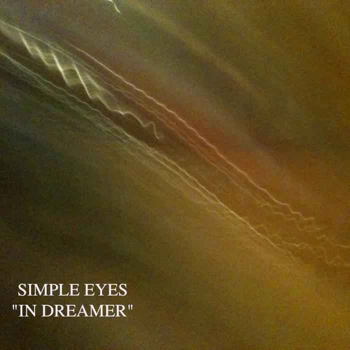 """""""IN DREAMER"""" cover art"""
