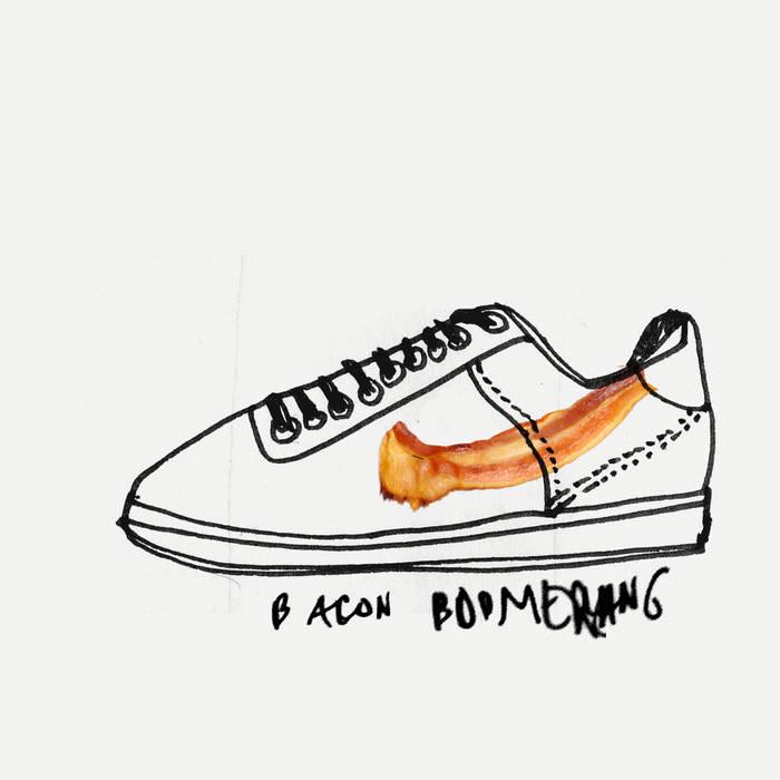Bacon Boomerang cover art
