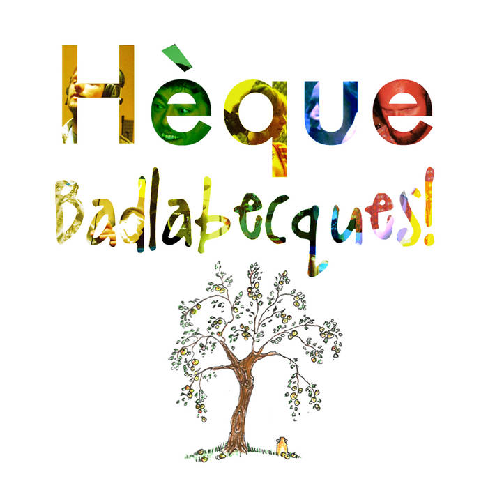 Hécque Badlabecques! cover art