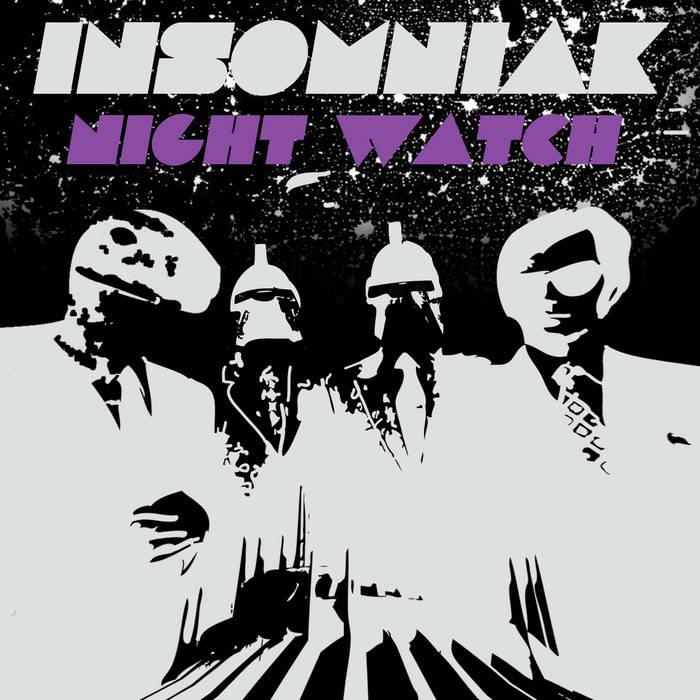Night Watch cover art