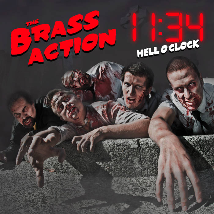 11:34 - Hell O'Clock cover art