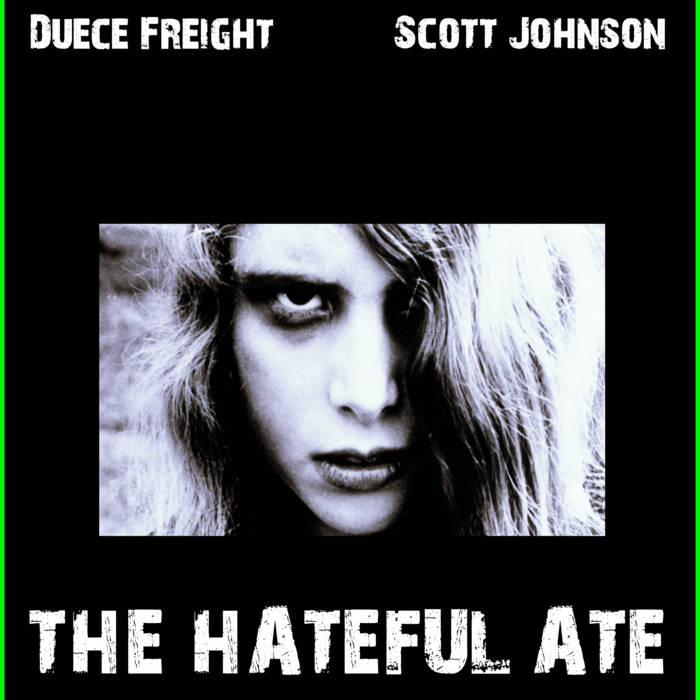 THE HATEFUL ATE cover art