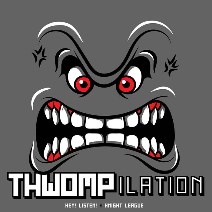 Thwompilation cover art