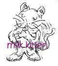 Milk Kitten (Label) image