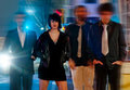 Audrey and the Agents image