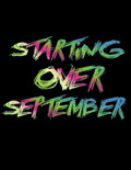 Starting Over September image