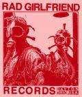 Rad Girlfriend Records image