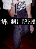 Man Half Machine image