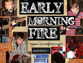 Early Morning Fire image