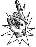 Big Plastic Finger image