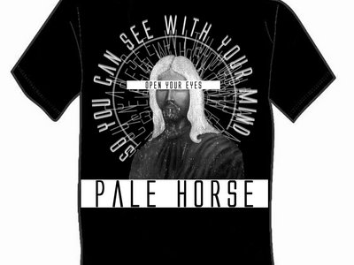 """""""Limited Edition"""" First Run Pale Horse T Shirt and Download main photo"""