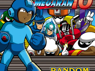 Mega Collection Pack (Mega Ran, Mega Ran 9, and Mega Ran 10 CDs) main photo