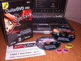 GuitarDVD Pro 3 Pak Blues & Rock vol.1 photo