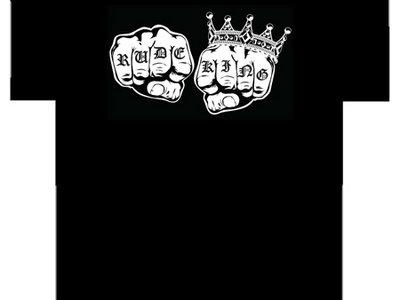 """Fist"" Logo T Shirt main photo"