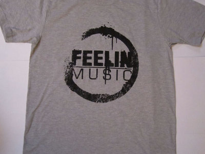 FEELIN' MUSIC T-SHIRTS (GREY) main photo