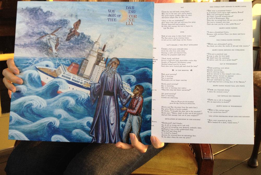 Voyage of the Daring Cornelia | The John Francis