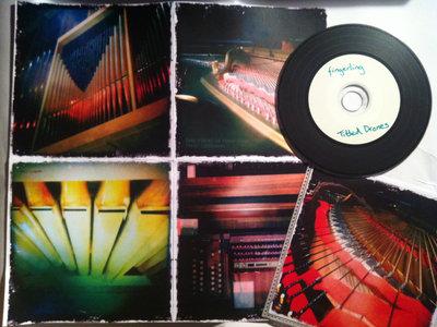 Limited vinyl-look CDr main photo