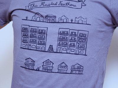 All My Cities T-shirt main photo