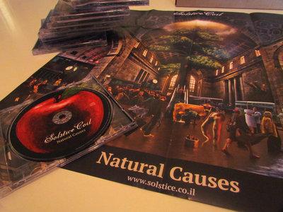Natural Causes Hard Copy main photo