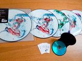 2xLP Vinyl Picture Discs photo