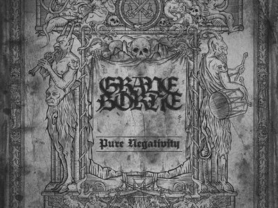 GRAVEBORNE - Pure Negativity main photo