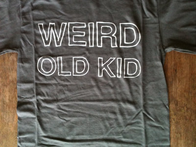 Weird Old Kid t-shirt main photo