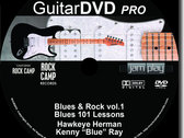 GuitarDVD Pro Blues & Rock 3Pak vol.1 photo