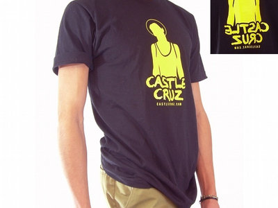 Castle Cruz American Apparel T-Shirt main photo