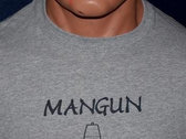 Limited Edition MANGUN T-Shirt and EP Package photo
