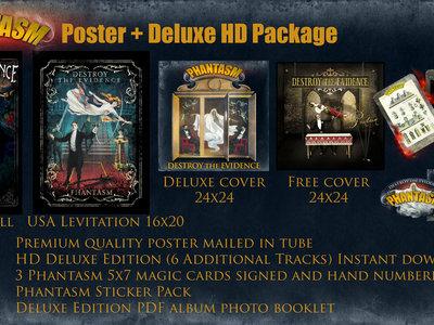 Phantasm Poster + Deluxe HD Package main photo