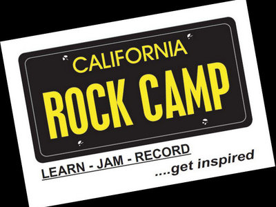 Rock Camp Chord Chart - Buy One Get One FREE main photo