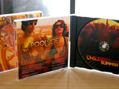 """""""Children of the Summer"""" Physical Disc photo"""
