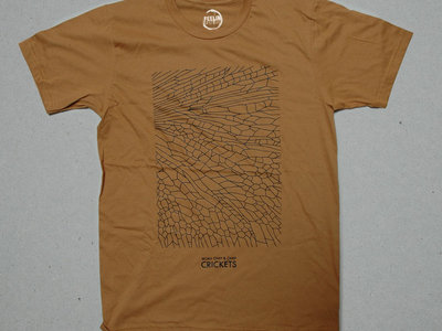 CRICKETS T-SHIRTS (CAMEL) main photo