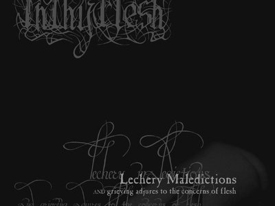 INTHYFLESH - Lechery Maledictions... main photo