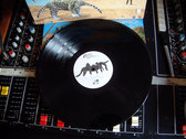 "33T Vinyl Album ""Kazamix and Friends"" photo"
